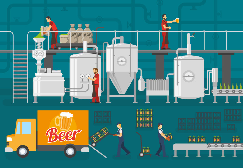 食品・飲料業界におけるデータ分析の使用例トップ6イメージ